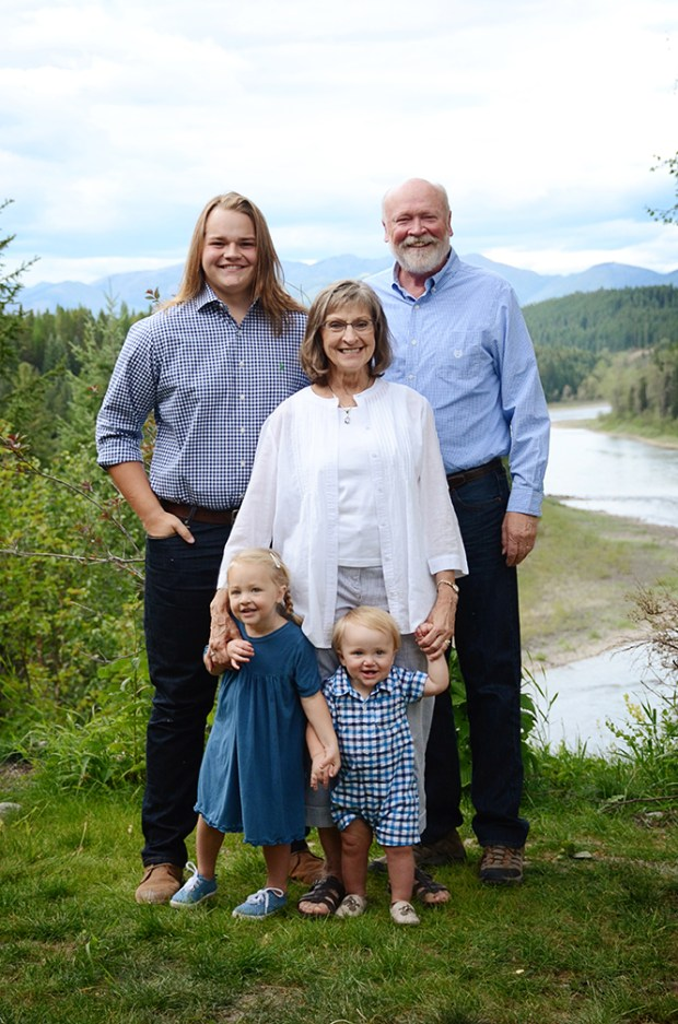 Sam Allen Creates - Montana Family Portraits - 068