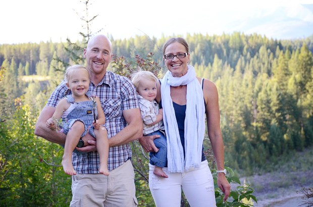 Sam Allen Creates - Montana Family Portraits - 928