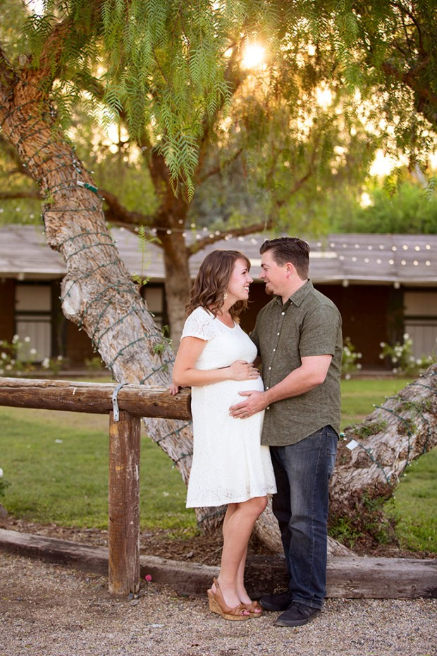 Andy and Sam Maternity Portraits - Janet Rayne Maternity Photos at Murrieta Equestrian Center 2