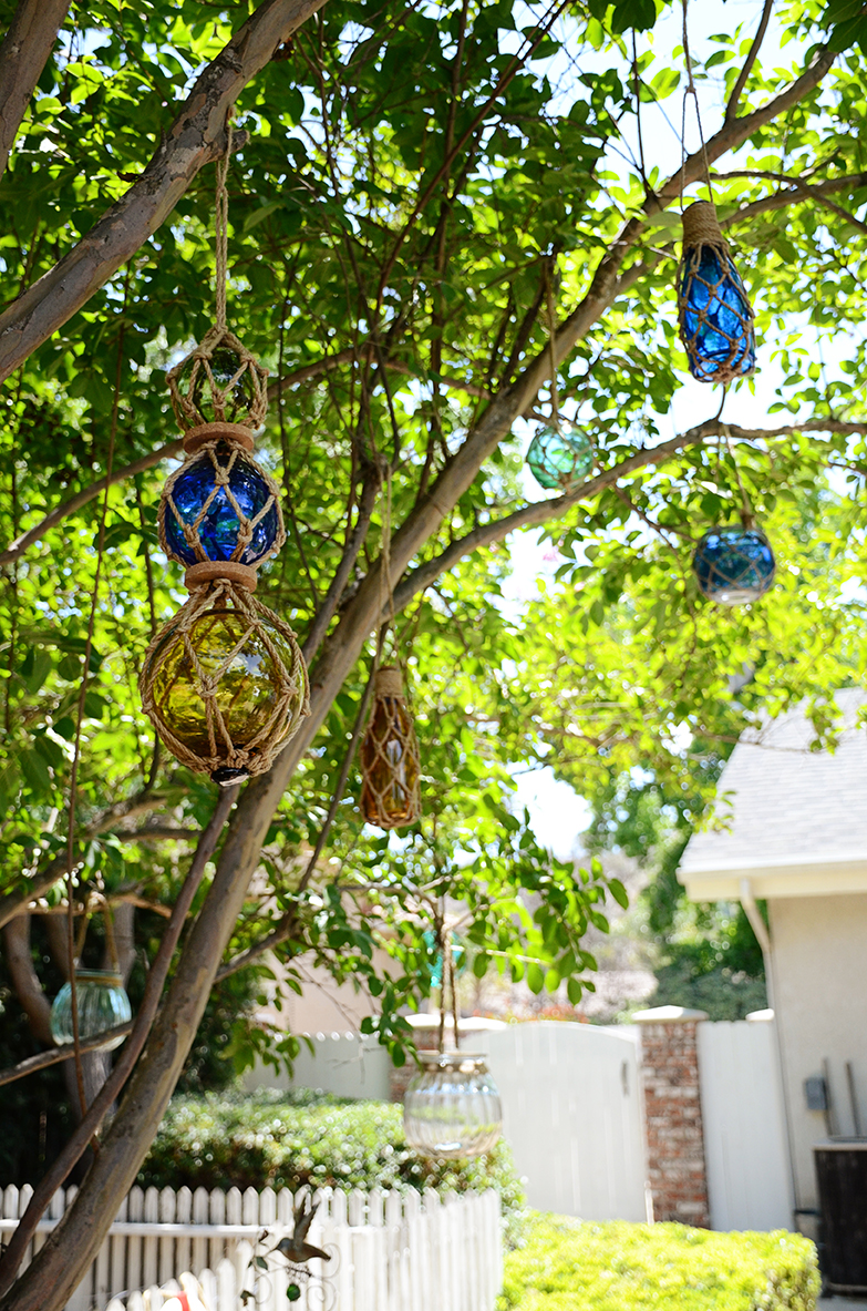 Sams Nautical Baby Shower Trees
