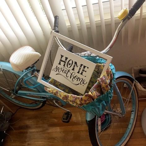 Sam Allen Creates for Hobby Lobby - Home Sweet Home - Karen