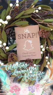 Snapchat Sign for Custom Geofilter
