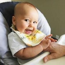 Isaiah 12 Months High Chair