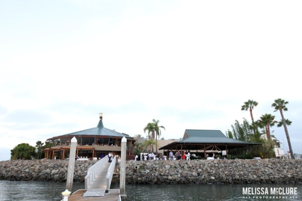 Wedding Bali Hai Reception - Photo by Melissa McClure