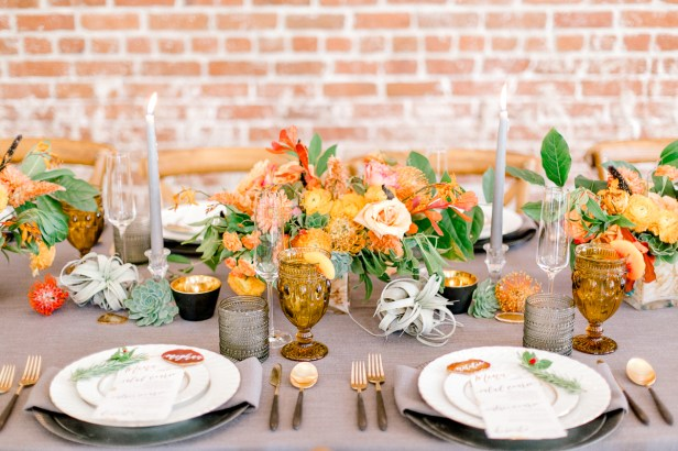Sam Allen Creates - Estate on Second Wedding Styled Shoot, by Harper Grace Photography 67