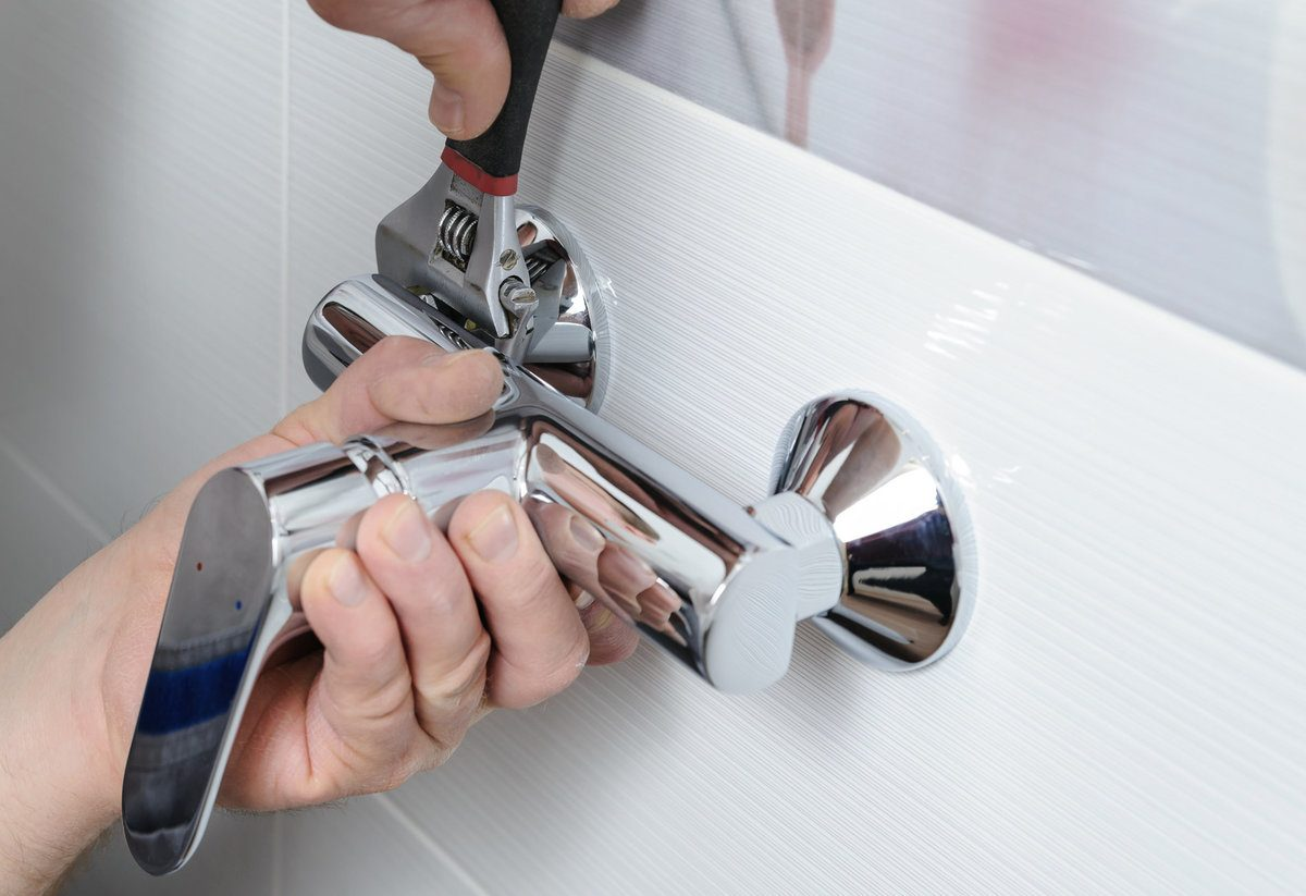 shower leak repair Northern Virginia
