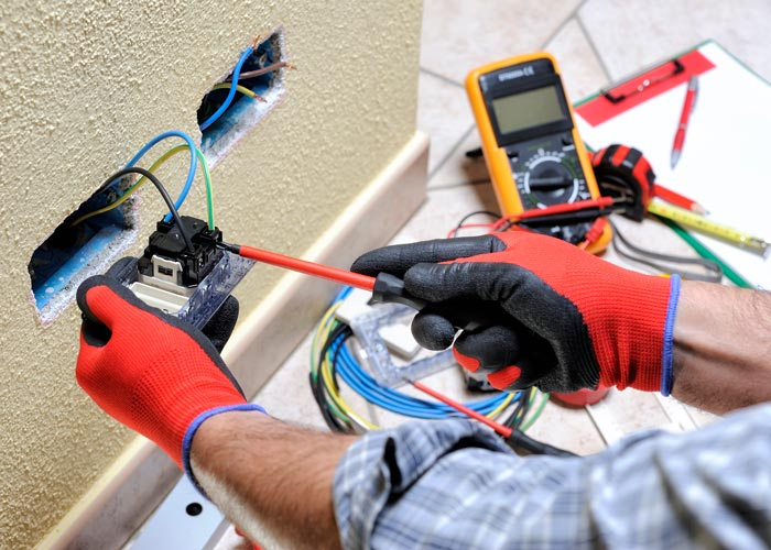 Electrical Repair Troubleshoot & Install