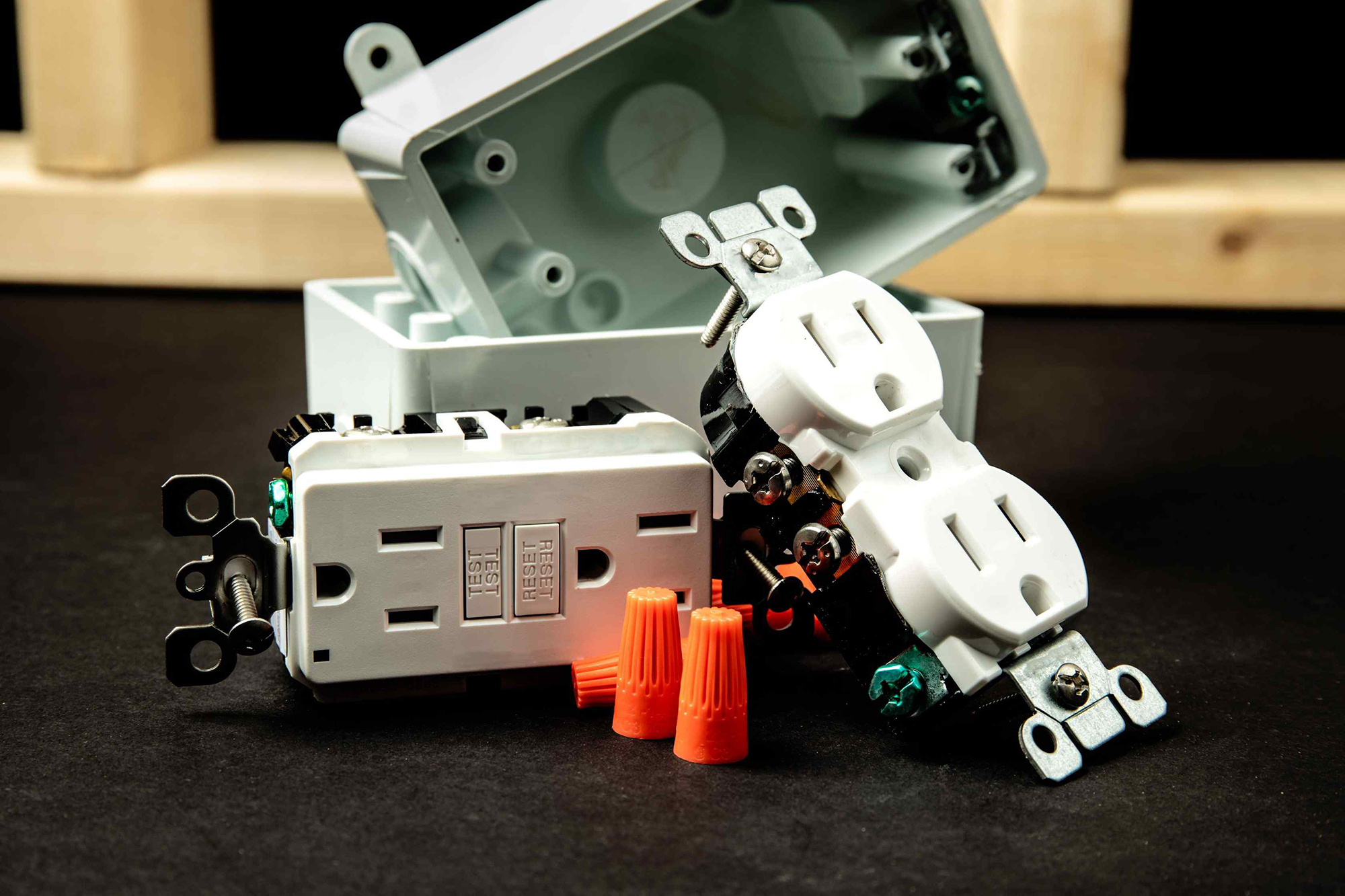 Installing electrical outlets Northern Virginia