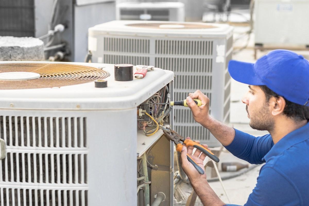 Heating and AC Repair in McLean Virginia