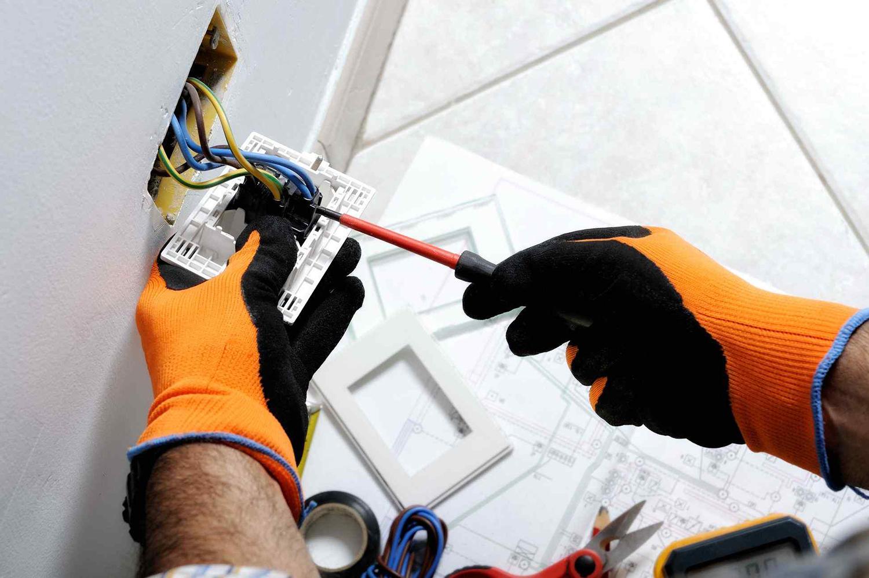 local electricians Fairfax station VA