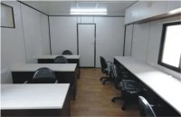 Portable Office Cabins Manufacturer | SAMAN Portable ...