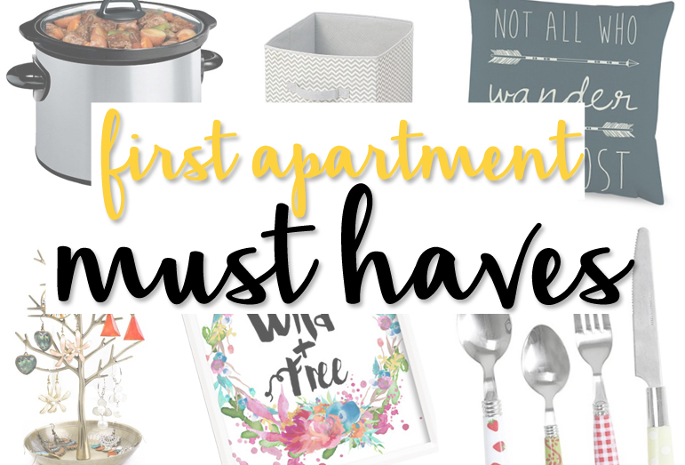 Samanthability - First Apartment Must-Haves - Samanthability