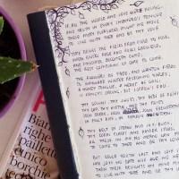 My Creative Journal Flip-Through