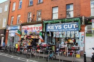 Cute shops in Dublin