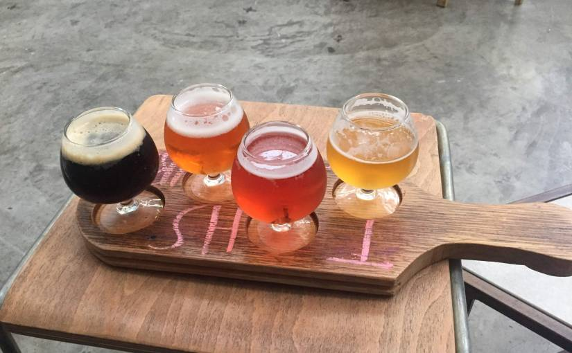 Hop Nation & Two Birds breweries