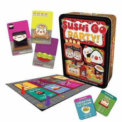 Sushi go Party board game