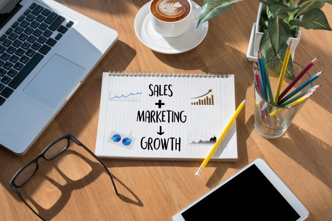 Sales + Marketing = Growth