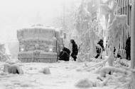 A 5-alarm fire on February 2, 1980