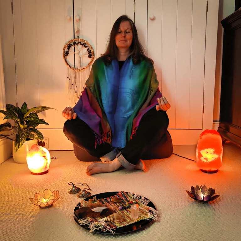 Samantha meditation