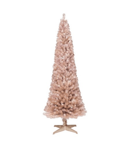 Target Rose Gold Christmas Tree