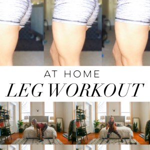 home leg workout