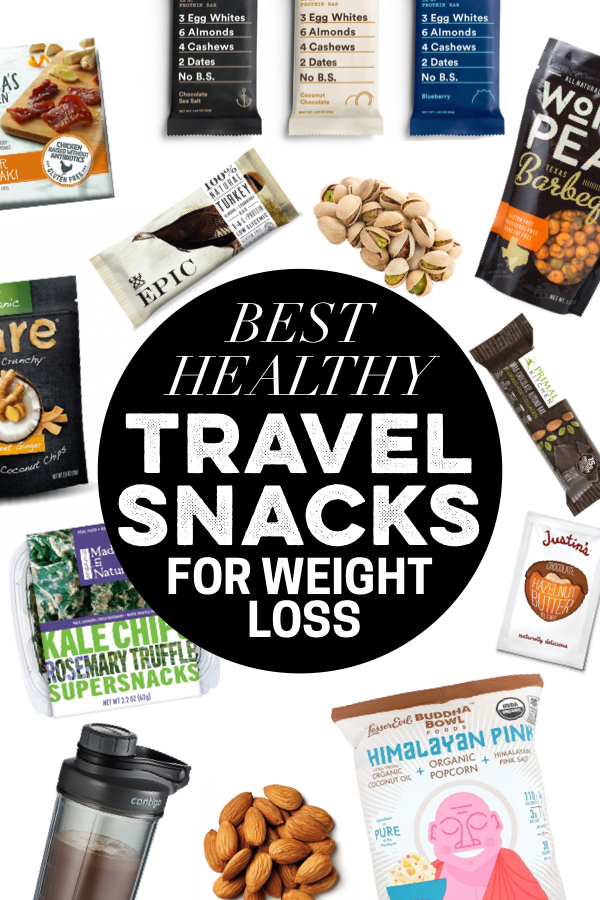 Best Healthy Travel Snacks For Weight Loss
