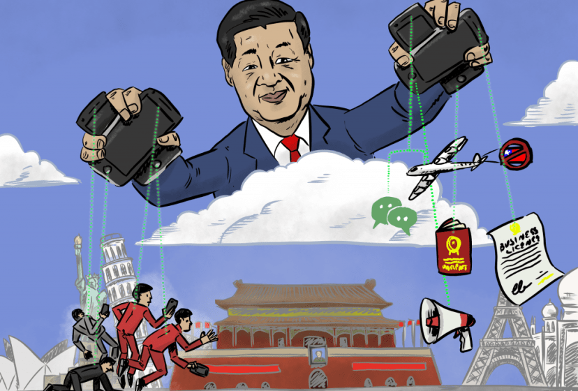 Illustration by Wes Mountain, commissioned by ASPI's International Cyber Policy Centre