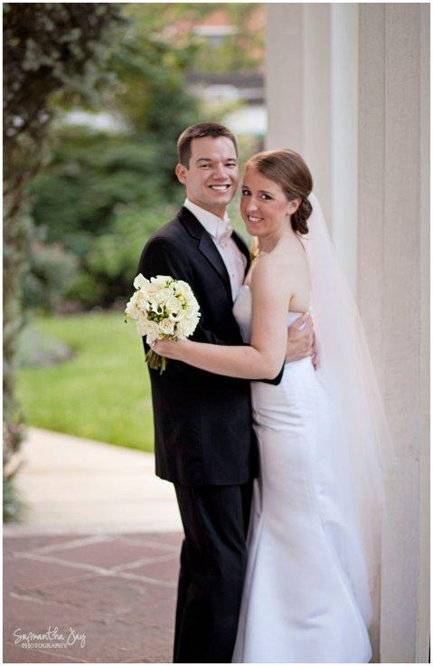 Throwback Session: Mark + Emily Wedding