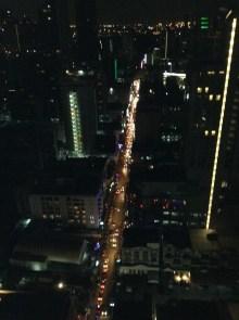 Suk 11 from Above, Bangkok