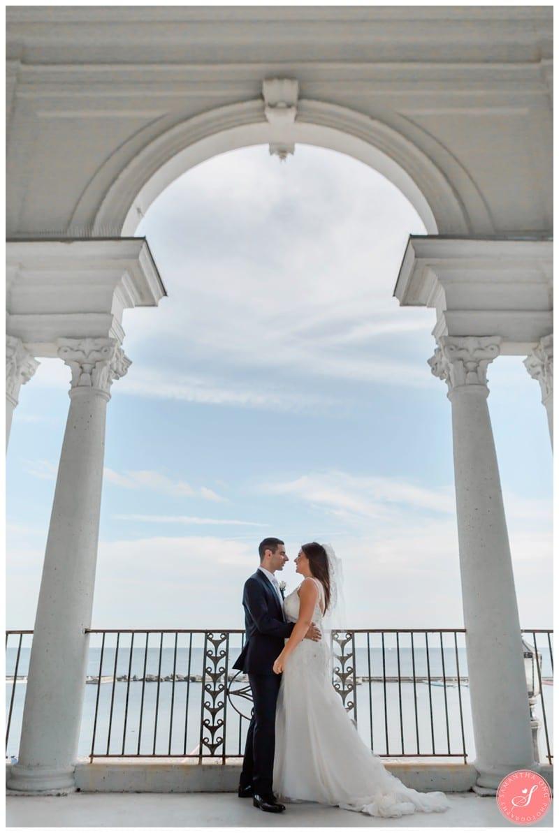 Toronto Sunnyside Pavilion Wedding Photos Beautiful