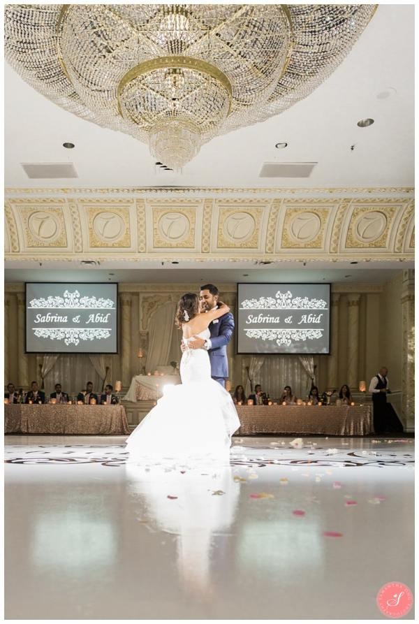 Toronto Ismaili Indian Wedding Paradise Banquet Hall