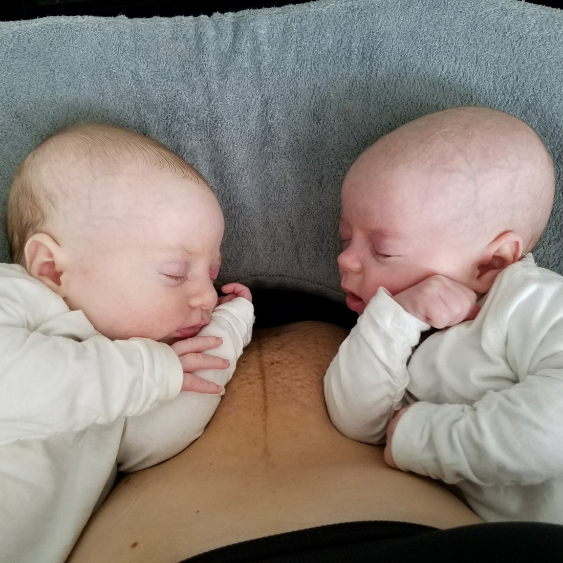 Twins Nursing Pillow