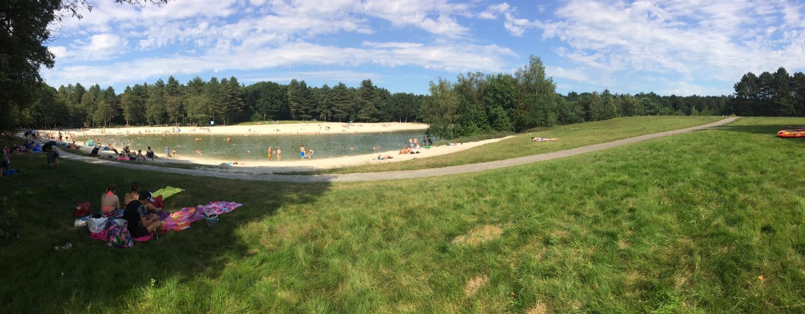 Zwemmen @Zwarte Dennen