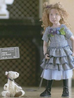 Alexa mit Hund