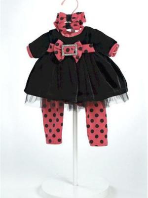 Black Velvet Outfit