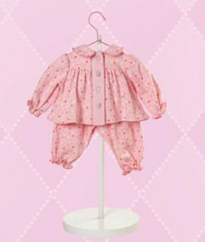 Pink Pajamas Outfit