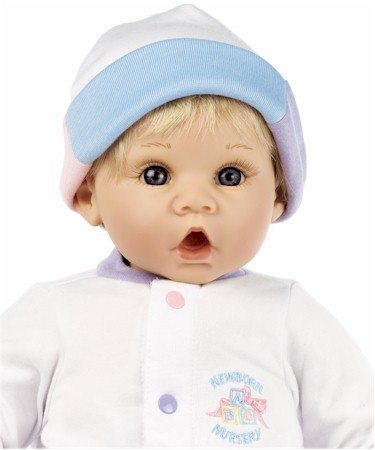 LM936 Newborn Nursery By Middleton Dolls Beautiful Baby Black//Brown