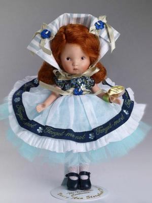 Forget Me Not by Nancy Ann Storybook Dolls