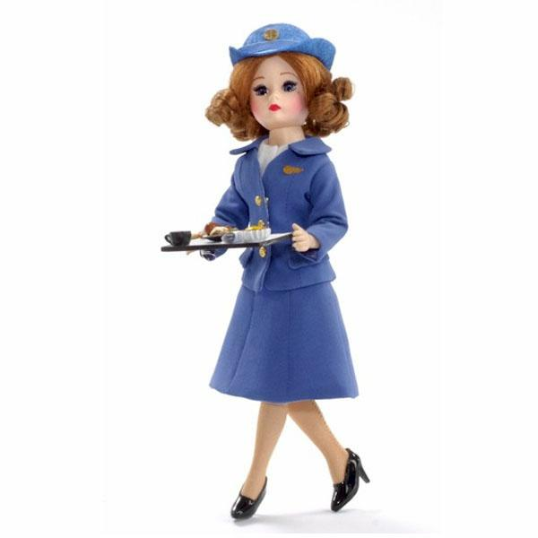 coffee or tea with Pan Am by madame alexander