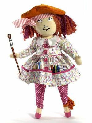 Fancy Nancy Aspiring Artist Cloth