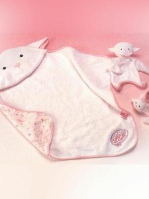 Baby Cakes Bathrime Set by Zapf