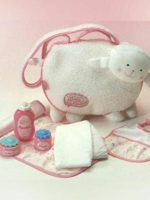 Baby Cakes Changing Bag Set by Za[f