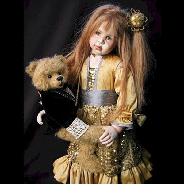 Goldie by Susan Krey