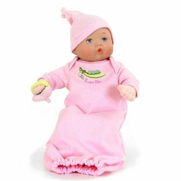 Sweet Pea Diaper 12'' Doll
