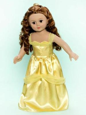 "Belle 18"" Play Doll"