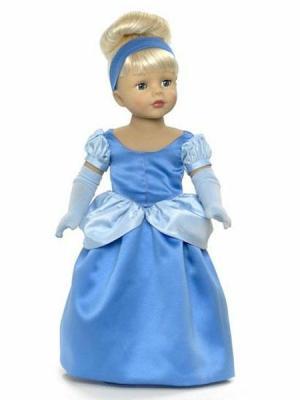 """Cinderella 18"""" Play Doll"""