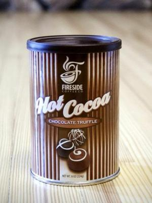 Chocolate Truffle Hot Chocolate