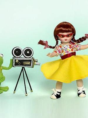 Maggie & Kermit Take Hollywood