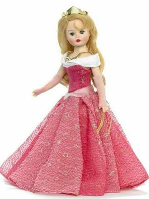"Sleeping Beauty 10"" Doll, Disney Showcase"