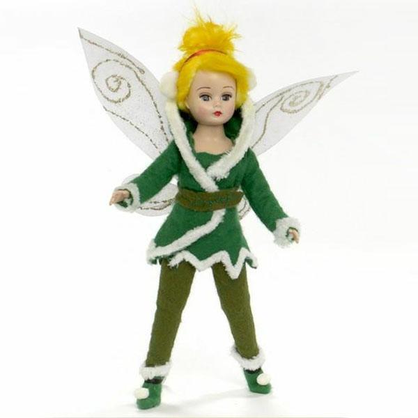 """Tinker Bell 10"""" Doll, Disney Showcase"""